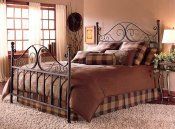 Wrought iron bed SN904