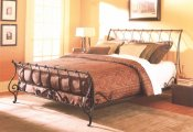 Wrought iron bed SN910