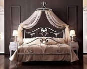 Wrought iron bed SN907