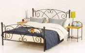 Wrought iron bed SN903