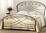 Wrought iron bed SN905